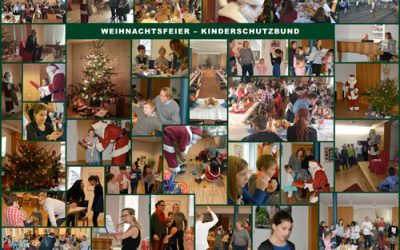 Weihnachtsaktion des Kinderschutzbundes Heilbronn